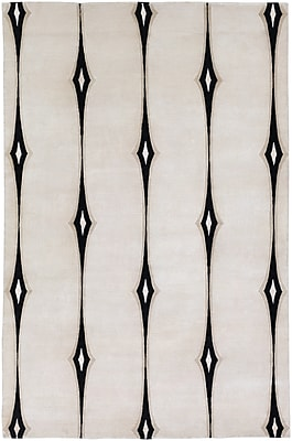 Surya Candice Olson Luminous LMN3002-58 Hand Knotted Rug, 5' x 8' Rectangle