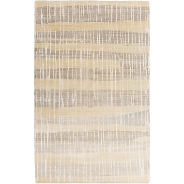 Surya Candice Olson Luminous LMN3019-58 Hand Knotted Rug, 5' x 8' Rectangle