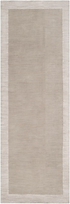 Surya Angelo Home Madison Square MDS1001-268 Hand Loomed Rug, 2'6