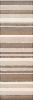 Surya Angelo Home Madison Square MDS1010-268 Hand Loomed Rug, 2'6