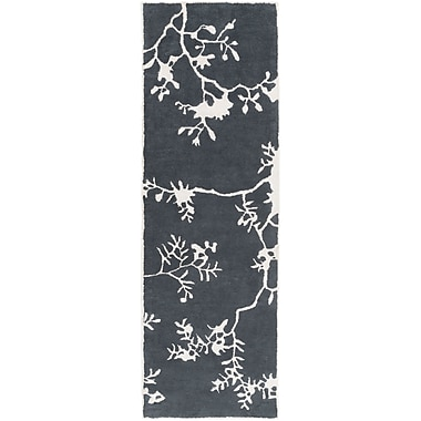 Surya GlucksteinHome Manor MNR1010-268 Hand Tufted Rug, 2'6