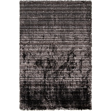 Surya Merlot MOT7000-58 Hand Woven Rug, 5' x 8' Rectangle