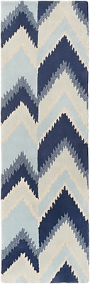 Surya Florence Broadhurst Mount Perry MTP1019-268 Hand Tufted Rug, 2'6