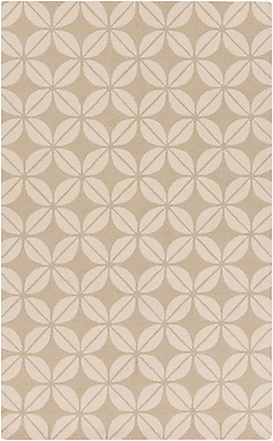 Surya Papilio Namada NAM8005-58 Hand Hooked Rug, 5' x 8' Rectangle