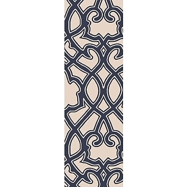 Surya Florence Broadhurst Paddington PDG2009-268 Hand Woven Rug, 2'6