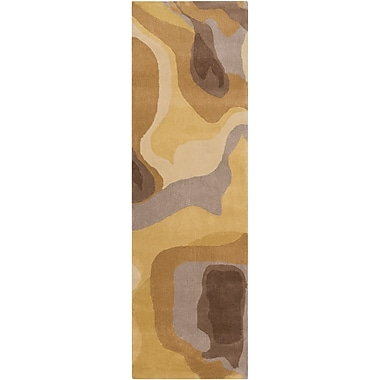 Surya Pigments PGM3001-268 Hand Tufted Rug, 2'6