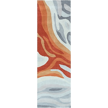 Surya Pigments PGM3004-268 Hand Tufted Rug, 2'6