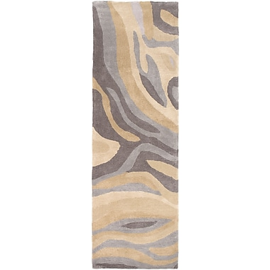 Surya Pigments PGM3005-268 Hand Tufted Rug, 2'6