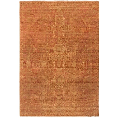 Surya Palace PLC1002-810 Hand Knotted Rug, 8' x 10' Rectangle