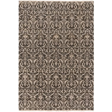 Surya Palace PLC1003-69 Hand Knotted Rug, 6' x 9' Rectangle