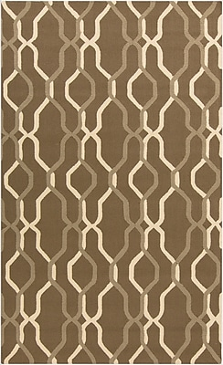 Surya Rain RAI1182-35 Hand Hooked Rug, 3' x 5' Rectangle