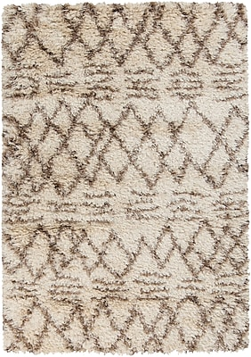 Surya Rhapsody RHA1021-58 Hand Woven Rug, 5' x 8' Rectangle