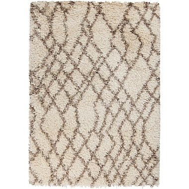 Surya Rhapsody RHA1022-58 Hand Woven Rug, 5' x 8' Rectangle
