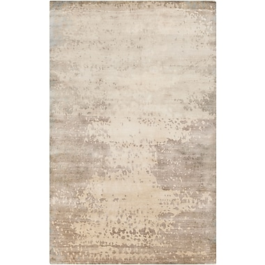 Surya Candice Olson Slice of Nature SLI6402-58 Hand Knotted Rug, 5' x 8' Rectangle