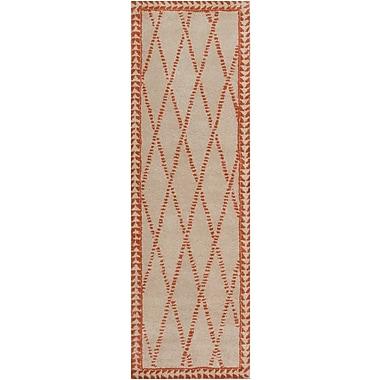 Surya Stampede SMP6001-268 Hand Tufted Rug, 2'6