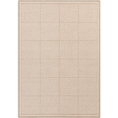 Surya Stockholm STK8003-58 Machine Made Rug, 5' x 8' Rectangle