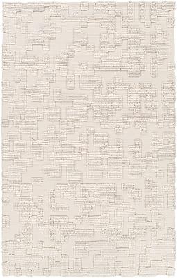 Surya Stencil STN1003-811 Hand Woven Rug, 8' x 11' Rectangle
