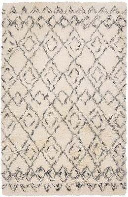 Surya Tasman TAS4500-58 Hand Woven Rug, 5' x 8' Rectangle