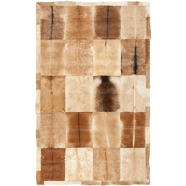 Surya Papilio Texas TEX8001-46 Hand Crafted Rug, 4' x 6' Rectangle