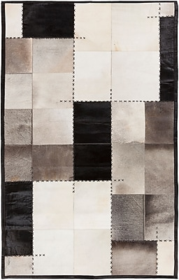 Surya Papilio Texas TEX8002-23 Hand Crafted Rug, 2' x 3' Rectangle