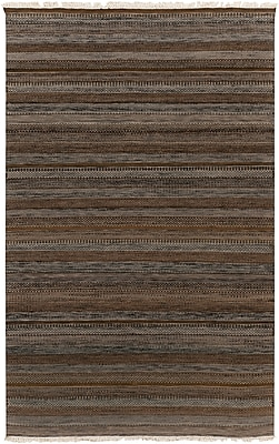Surya Papilio Tibet TIB4003-46 Hand Woven Rug, 4' x 6' Rectangle