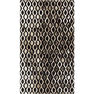 Surya Trail TRL1133-23 Hand Crafted Rug, 2' x 3' Rectangle