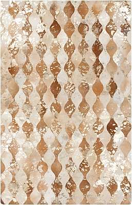 Surya Trail TRL1134-810 Hand Crafted Rug, 8' x 10' Rectangle