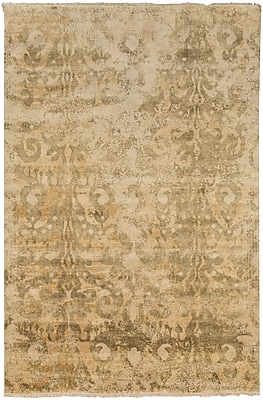 Surya Uncharted UND2001-811 Hand Knotted Rug, 8' x 11' Rectangle