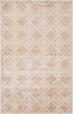 Surya Vanderbilt VAN1003-811 Hand Knotted Rug, 8' x 11' Rectangle