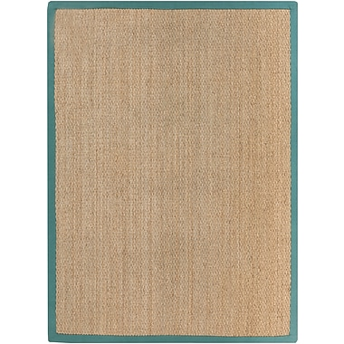 Surya Village VIL6012-58 Hand Woven Rug, 5' x 8' Rectangle