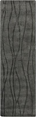 Surya Wave WVE1005-268 Hand Loomed Rug, 2'6