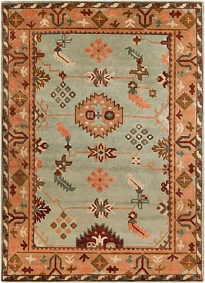Surya Anastacia ANA8410-811 Hand Knotted Rug, 8' x 11' Rectangle