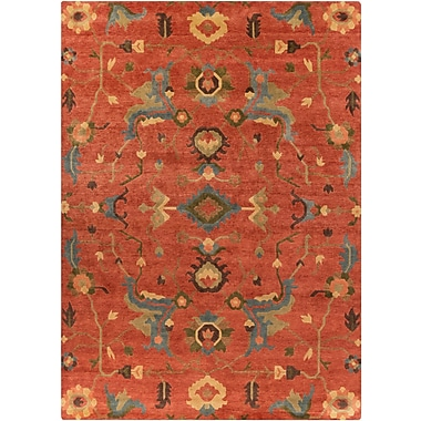 Surya Anastacia ANA8411-913 Hand Knotted Rug, 9' x 13' Rectangle