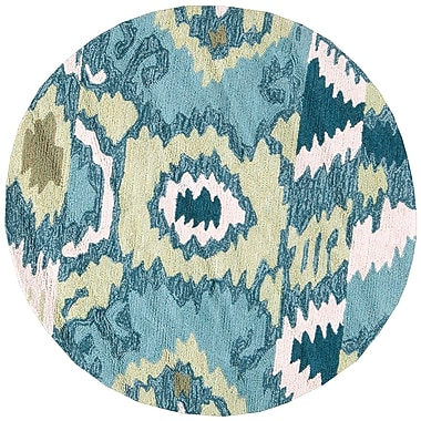 Surya Brentwood BNT7678-RD Hand Hooked Rug