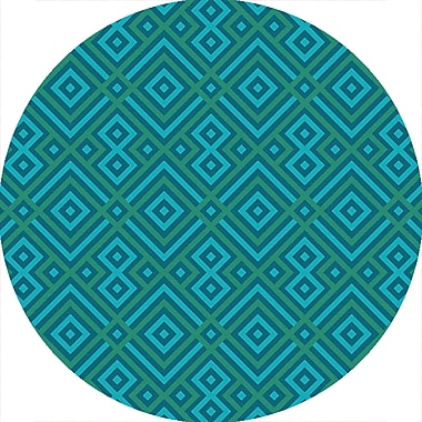 Surya Brentwood BNT7704-4RD Hand Hooked Rug, 4' Round