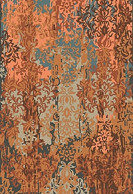 Surya Brocade BRC1009-23 Hand Knotted Rug, 2' x 3' Rectangle