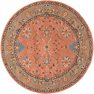 Surya Clifton CLF1022-8RD Hand Tufted Rug, 8' Round