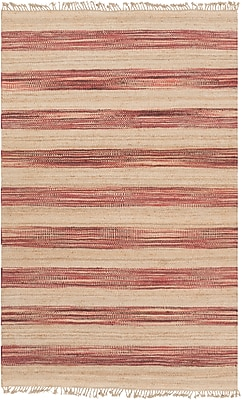 Surya Claire CLR4007-58 Hand Woven Rug, 5' x 8' Rectangle