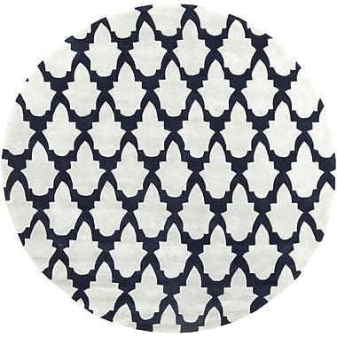 Surya Cosmopolitan COS9159-8RD Hand Tufted Rug, 8' Round