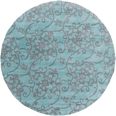 Surya Cosmopolitan COS9202-8RD Hand Tufted Rug, 8' Round