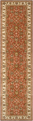 Surya Crowne CRN6002-312 Hand Tufted Rug, 3' x 12' Rectangle