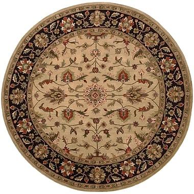 Surya Crowne CRN6007-8RD Hand Tufted Rug, 8' Round
