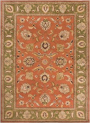 Surya Crowne CRN6019-811 Hand Tufted Rug, 8' x 11' Rectangle