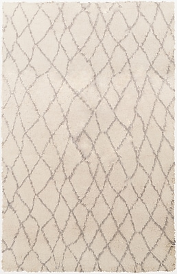 Surya Denali DEN5004-23 Hand Knotted Rug, 2' x 3' Rectangle