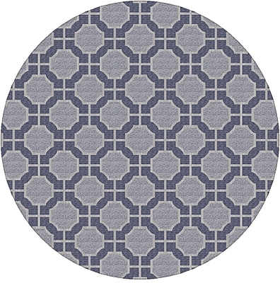 Surya Dream DST1184-8RD Hand Tufted Rug, 8' Round