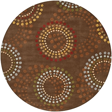 Surya Forum FM7107-99RD Hand Tufted Rug, 9'9