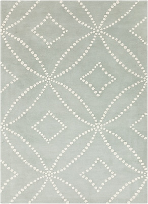Surya Harlequin HQL8013-810 Hand Tufted Rug, 8' x 10' Rectangle