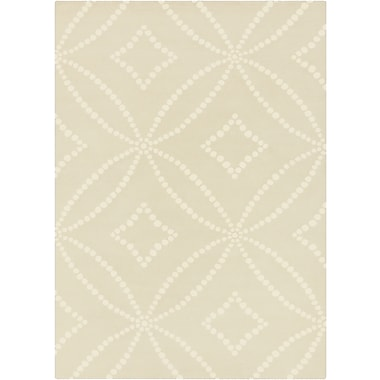 Surya Harlequin HQL8020-912 Hand Tufted Rug, 9' x 12' Rectangle