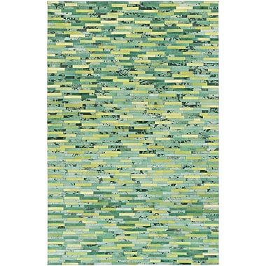 Surya Houseman HSM4004-58 Hand Crafted Rug, 5' x 8' Rectangle