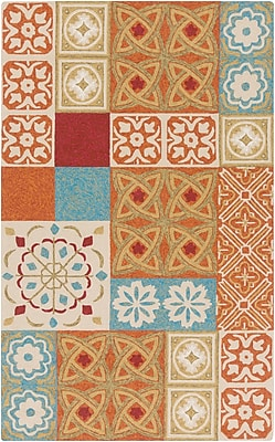 Surya Papilio Namada NAM8003-810 Hand Hooked Rug, 8' x 10' Rectangle